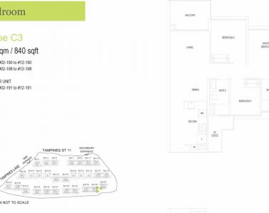 treasure-at-tampines-floor-plan-3-bedroom-type-c3