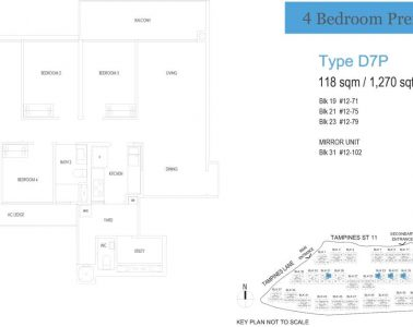 treasure-at-tampines-floor-plan-4-bedroom-premium-type-d7p