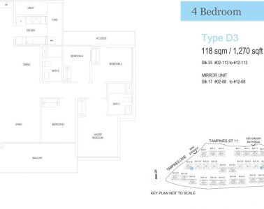 treasure-at-tampines-floor-plan-4-bedroom-type-d3