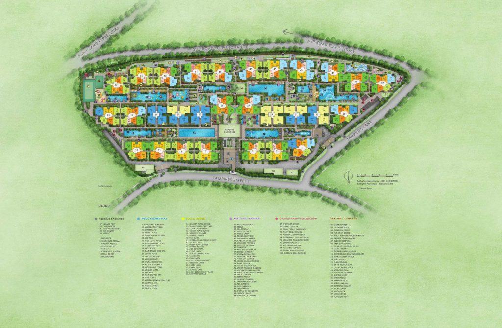 treasure-at-tampines-site-plan